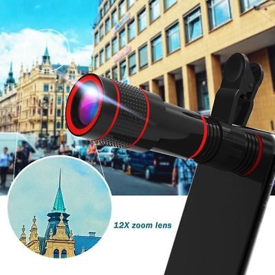 Portable Cellphone Telephoto Lens Professional 8x Mobile Phone Telescope Camera