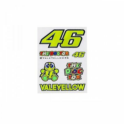 Official VR46 2017 Small Sticker Set - YRUST 268203
