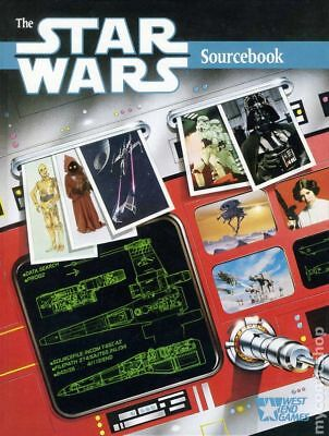 Star Wars Sourcebook HC (West End Games) Role-Playing Game #1-1ST 1987 VF