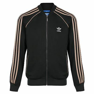 NEW WITH TAGS Mens Adidas Trefoil Athletic Crew Top