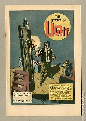 Story of Light, The General Electric giveaway 1962 VF 8.0