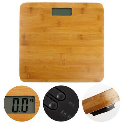 180kg Digital Electronic LCD Bathroom Weighing Scale Weight Scales BMI