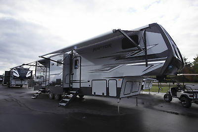 2018 New Keystone Raptor 353TS 5th Wheel for sale WE BEAT RV SHOW PRICES