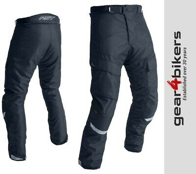 RST Alpha 4 IV Sports Motorcycle Textile Pant Jean Trouser Pants Jeans Warm Dry