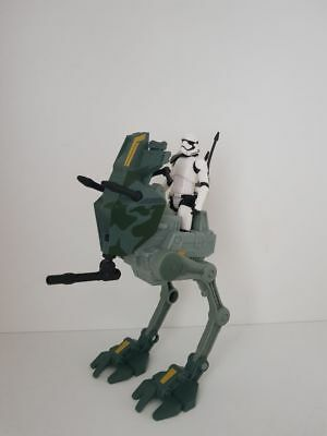 Star Wars Imperial  AT-RT  Speeder Figur Hasbro Kenner