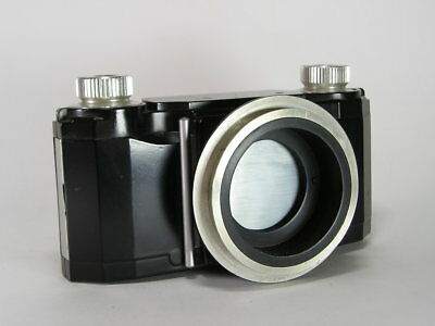 1950s CTS / Kodak  Microscope Camera x1/3  used on A2525 Phase Contrast Scope