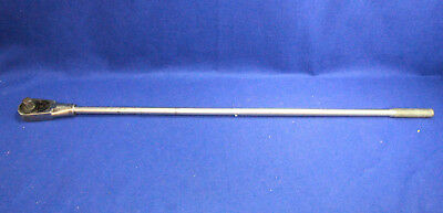 "Snap-On L72T 3/4"" Drive Ratchet Head with 40"" Snap-On Handle"