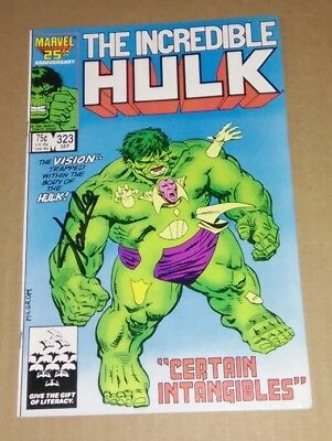 Incredible Hulk #323 Nm+9.6 Cgc Ready! Signed Stan Lee White Pages! Clean! L@@k!