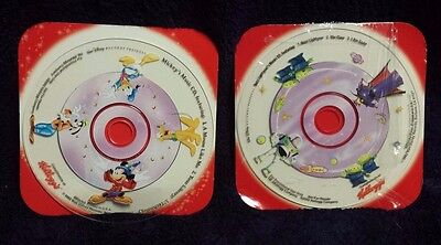 Promo Buzz Lightyears & Mickey Music CD from Kellogg's Collectible