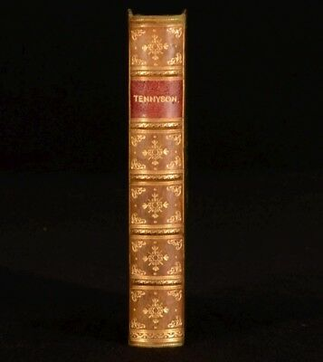 1911 Poems Of TENNYSON Introduction T Herbert Warren County High School Ilford