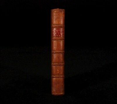 1773 BEAUTIES POETS Collection Moral Sacred Poetry Eminent Authors First