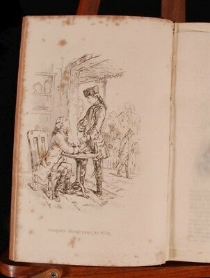 1858-9 THACKERAY The Virginians Illustrated FIRST ed