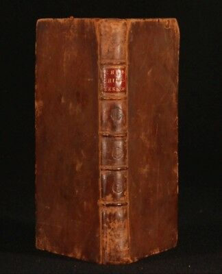 1765 SERMONS Charles CHURCHILL includes THE DEDICATION