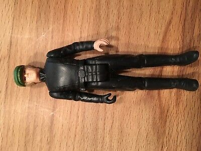 Star Wars Vintage Last 17 Luke Skywalker Battle Poncho 1985!