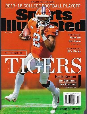 Sports Illustrated 2017-18 College Football Playoff/ Tigers