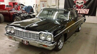 1964 Chevrolet Impala SS 1964 chevrolet impala SS with 409 and a 4 speed