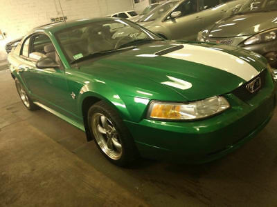 1999 Ford Mustang 5 SPD / CUSTOM 1999 FORD MUSTANG 35TH YEAR ANNIVERSARY EDITION