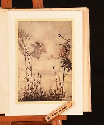 c1910 Peter Pan in Kensington Gardens Second Issue Trade Edition J M Barrie Arth