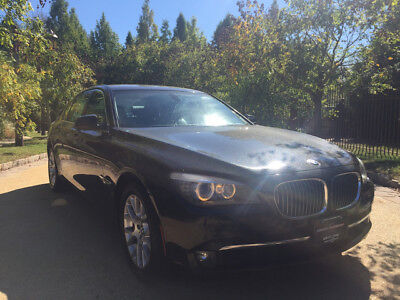 2011 BMW 7-Series  low mile free shipping warranty loaded 2 owner clean carfax luxury finance