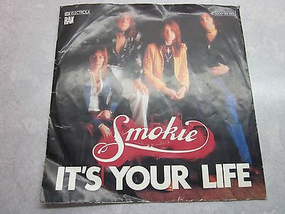 """Single Smokie """" It's your life + Now you think you know """""""