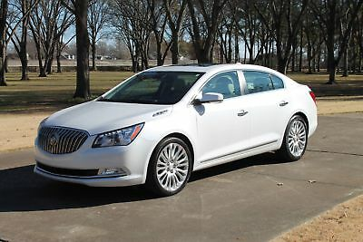 2015 Buick Lacrosse Premium II  MSRP $46240 One Owner Perfect Carfax Great Service History MSRP New $46240 Loaded!