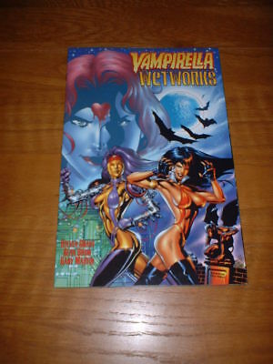 Vampirella / Wetworks 1. Nm Cond. June 1997. Harris Comics