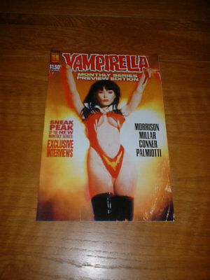 Vampirella Monthly Series Preview 1. Nm Cond. Oct 1997. Harris Comics