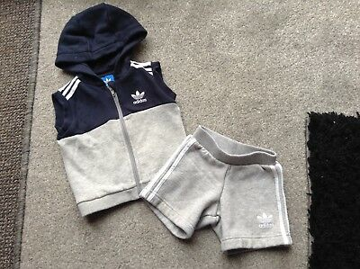 Baby Boys 6-9 Months ADIDAS outfit Clothes Bundle. ** Adidas **
