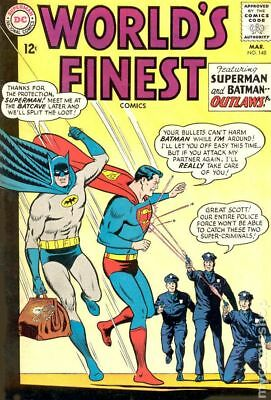 World's Finest #148 1965 GD/VG 3.0 Stock Image Low Grade
