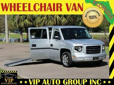 2014 AM General G80  2014 Mobility Ventures VPG MV-1 DX Handicap Wheelchair Van