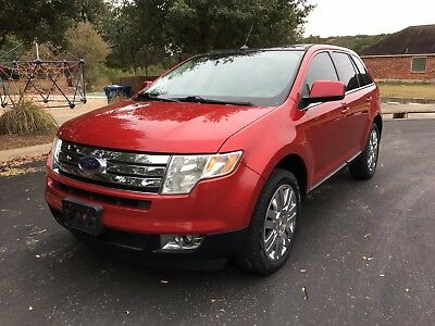 2010 Ford Edge Limited 2010 Ford Edge Limited - One Owner - Nice!