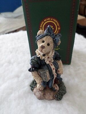 Boyds Bears Collectible 1993 The Bearstone Collection Momma McBear..Anticipation