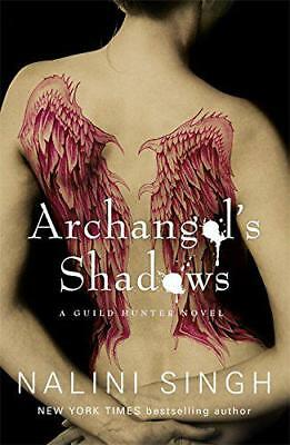 Archangel's Shadows: A Guild Hunter Novel by Singh, Nalini | Paperback Book | 97