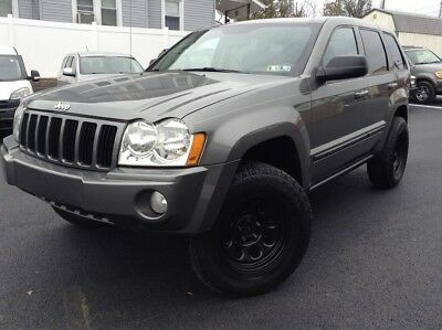 2007 Jeep Grand Cherokee Laredo 2007 Jeep Gr Cherokee Laredo LIFTED 3.7L V6 12V Automatic 4X4 SUV