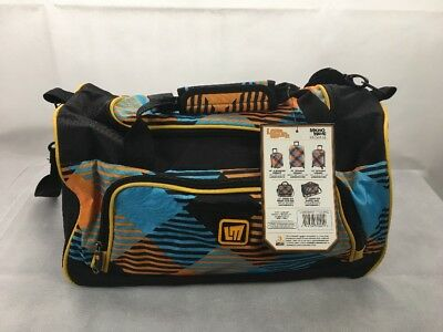 "NWT Loudmouth Carry-on 17"" Duffle Bag B"
