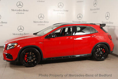 2018 Mercedes-Benz GLA AMG GLA 45 4MATIC SUV 2018 GLA 45 AMG!! LOW MILES!! LOADED!! $71725 ORIG. MSRP