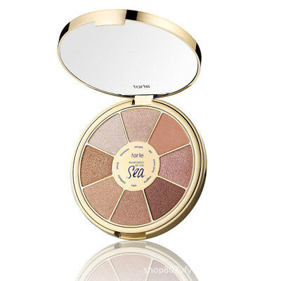 Rainforest of the Sea Limited-Edition Eyeshadow Palette New Brand