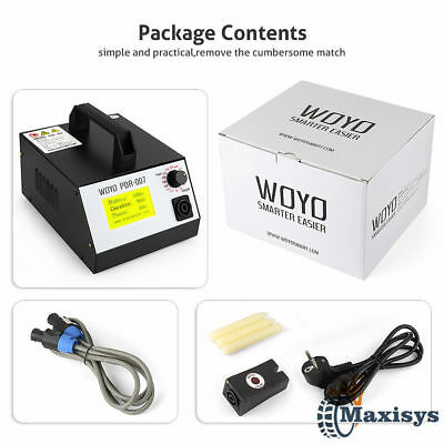 110V 220V HotBox Induction Heater for Removing Dent Sheet Metal PDR Repair Tool
