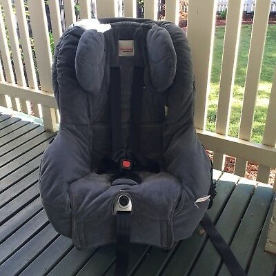 Britax Safe N Sound Meridian AHR Forward and Rear Facing Convertible Car Seat.