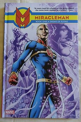Miracleman/Marvelman: Book 1: Dream of Flying