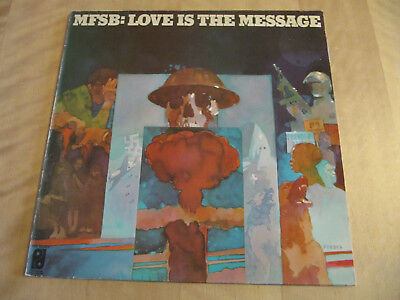 MFSB, Love Is The Message, cleaned