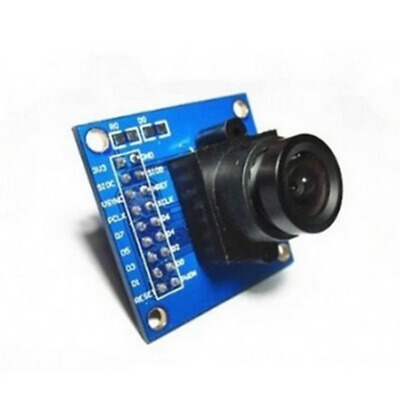 VGA OV7670 CMOS Camera Module Lens CMOS 640X480 SCCB I2C Interface For Arduino