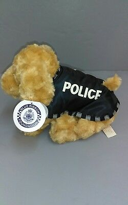 Blue Ribbon Foundation Police Dog