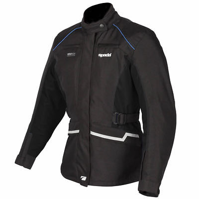 Spada Hydra Black Moto Motorcycle Motorbike Ladies Textile Jacket  | All Sizes