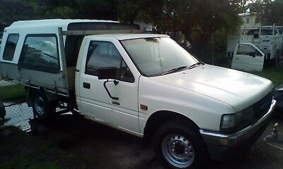 Holden Rodeo utility **NO RESERVE!** must sell