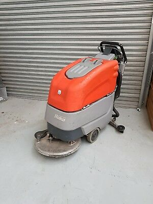 Floor Scrubber Dryer- Hako B45