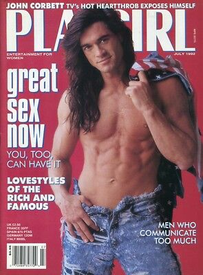 Playgirl Magazine July 1992 - Gay Interest