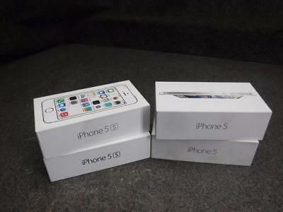 Apple Iphone 5 5s Boxes Box lot Box only  689
