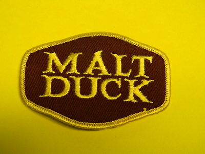 Mint Vintage Malt Duck Beer Patch Baltimore Maryland National Brewing Company