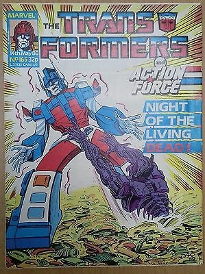 Transformers UK Comic Issue 165